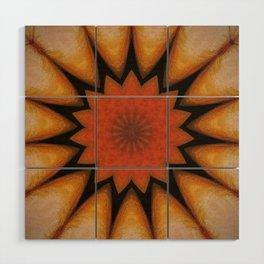 Solar Wood Wall Art
