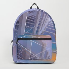 look into the sky -2- Backpack