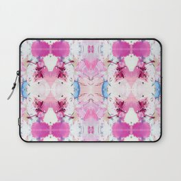 Pinky Swear (Abstract Paint Photograph) Laptop Sleeve