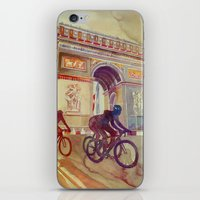 takmaj iPhone & iPod Skins featuring Tour de France by takmaj