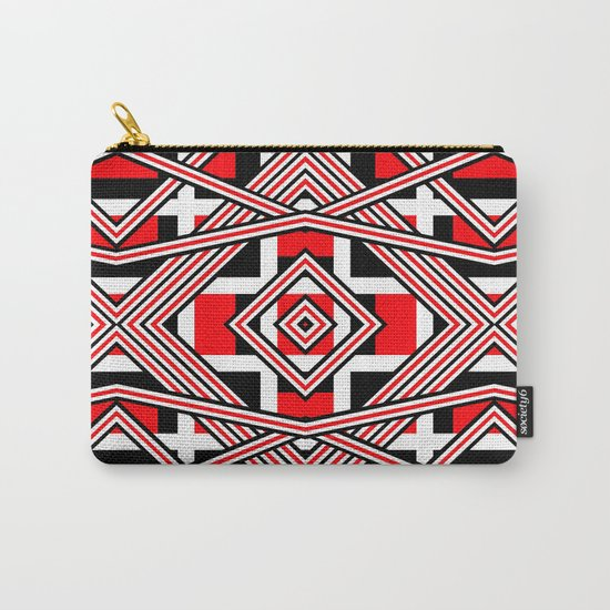 Flannel Scooter Carry-All Pouch