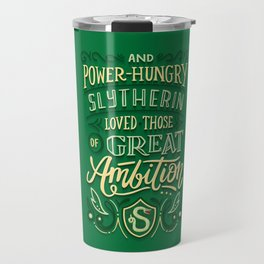 Great Ambition Travel Mug