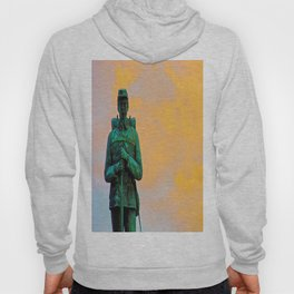 A Soldier's Sunset Hoody