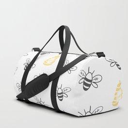 Honey Bee Duffle Bag