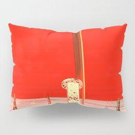 SquaRed: Сitizenship Pillow Sham