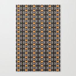 Glitch Pattern 3 Canvas Print