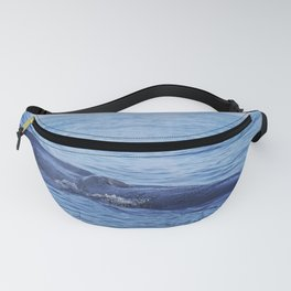 Tropical whale: The Bryde´s whale Fanny Pack
