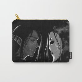 Vax and the Raven Queen Carry-All Pouch