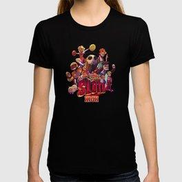 Slow Times at Sloth High T-shirt