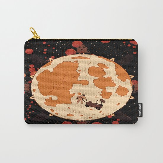 Man on the mars Carry-All Pouch