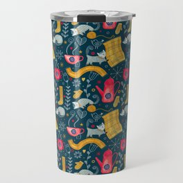 Pattern #71 - Hygge - Cosy winter Travel Mug