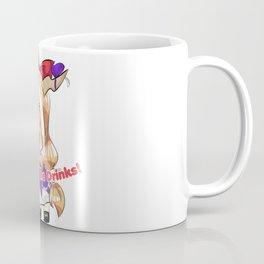Suika Drinks Responsibly  Coffee Mug