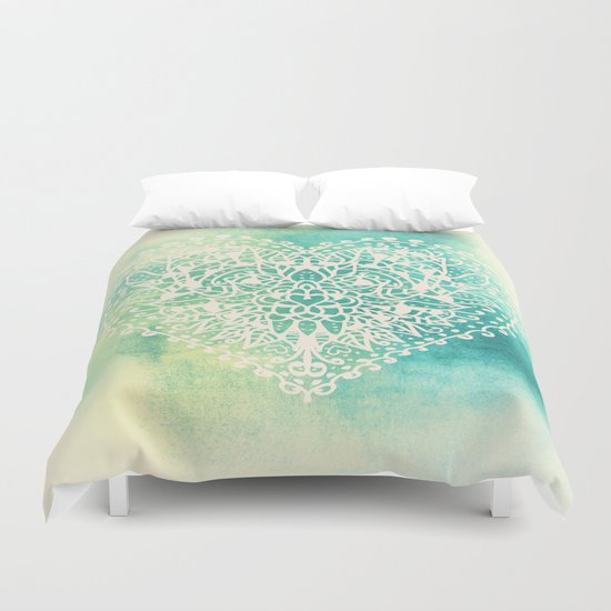 COLOR LOVE Duvet Cover