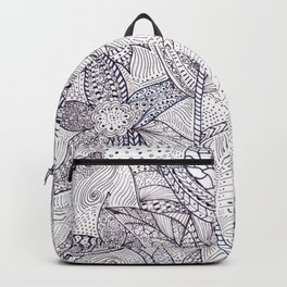 Garden Whims Backpack