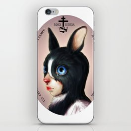 The Last Bunny  iPhone Skin