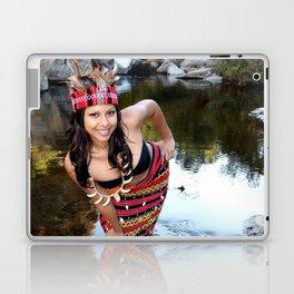 Indian Woman Laptop & iPad Skin