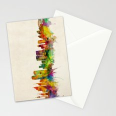 Sydney Skyline Stationery Cards