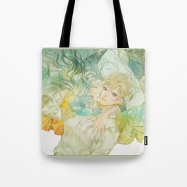 world without you Tote Bag