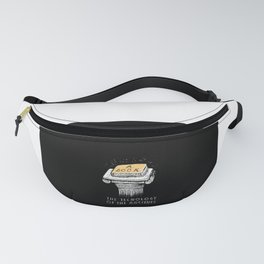 book Fanny Pack