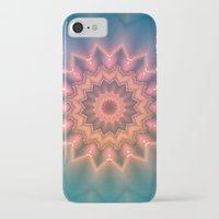 hippie iPhone & iPod Cases featuring Hippie Sun by Jellyfishtimes