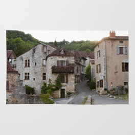 That Village in the French Countryside Rug