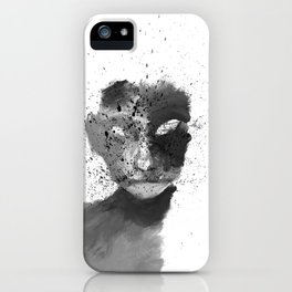 Incomplete iPhone Case