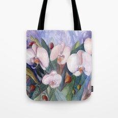 Orchid Fantasy Tote Bag