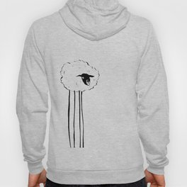 Creepy Sheep Hoody