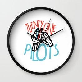 Twenty onepilots Wall Clock