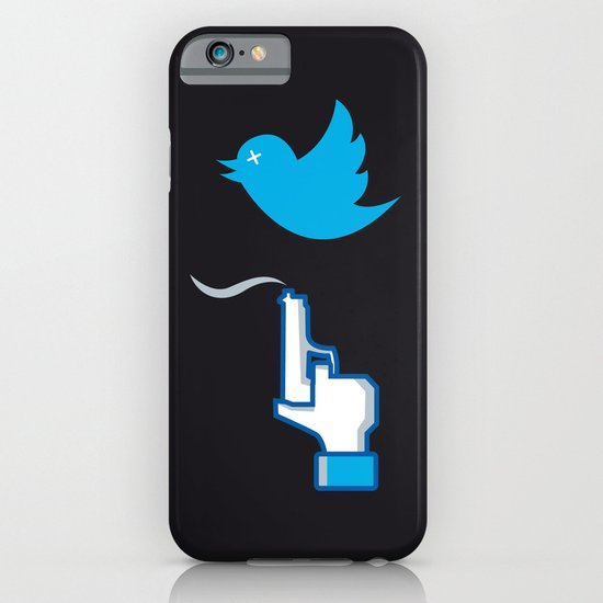 UNSOCIAL NETWORK iPhone & iPod Case