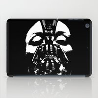 bane iPad Cases featuring Bane Doe by kmbutcher