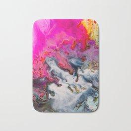 Abstract Melt XII Bath Mat