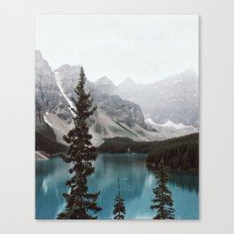 Majestic Tones Canvas Print