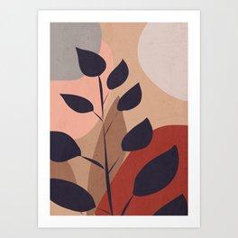 Abstract Art 46 Art Print