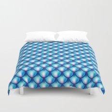 C13D Mermaid Blue Duvet Cover
