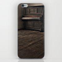 piano iPhone & iPod Skins featuring Piano by Flashbax Twenty Three