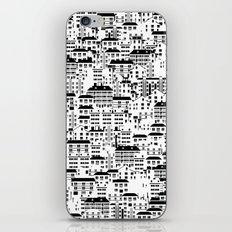 Shanghai wallpaper iPhone & iPod Skin