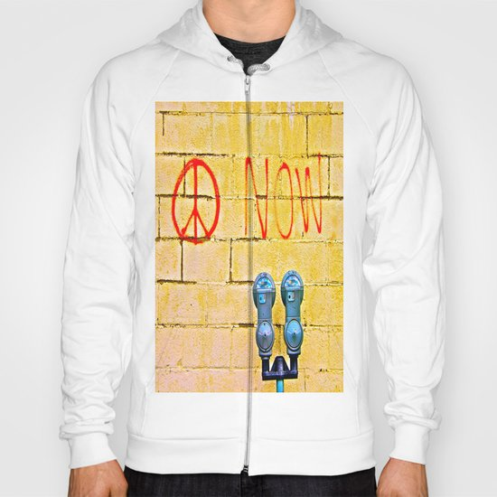 Peace Now! Hoody