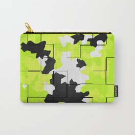 NATURE ISLAND TEXTURE Carry-All Pouch