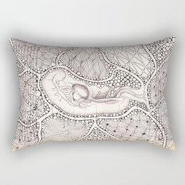 Embryo Rectangular Pillow