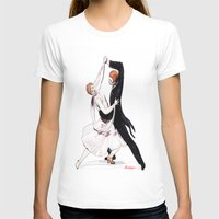 dancing T-shirts featuring dancing by arnedayan