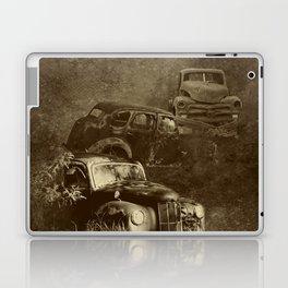 Cars in the jungle Laptop & iPad Skin
