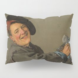 "Judith Leyster ""The Jolly Drinker"" Pillow Sham"
