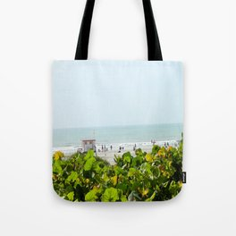 Jetty Park Beach Tote Bag