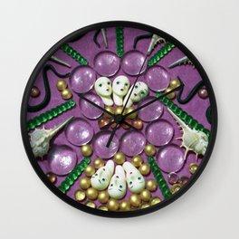 Idiosyncratic  Wall Clock