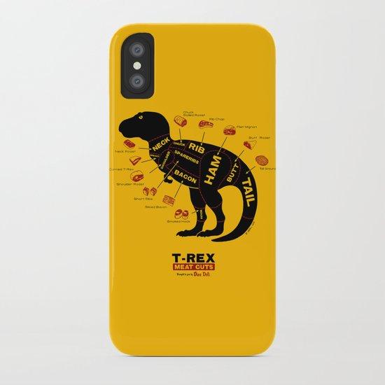 Dino Deli iPhone Case