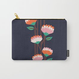 Benoít Flowers Carry-All Pouch