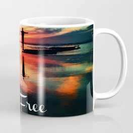I am Free Coffee Mug