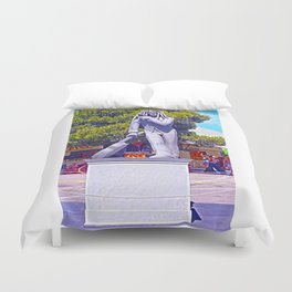 Photographic Rototom 2011  Duvet Cover