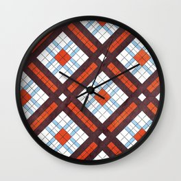 _odessa Wall Clock